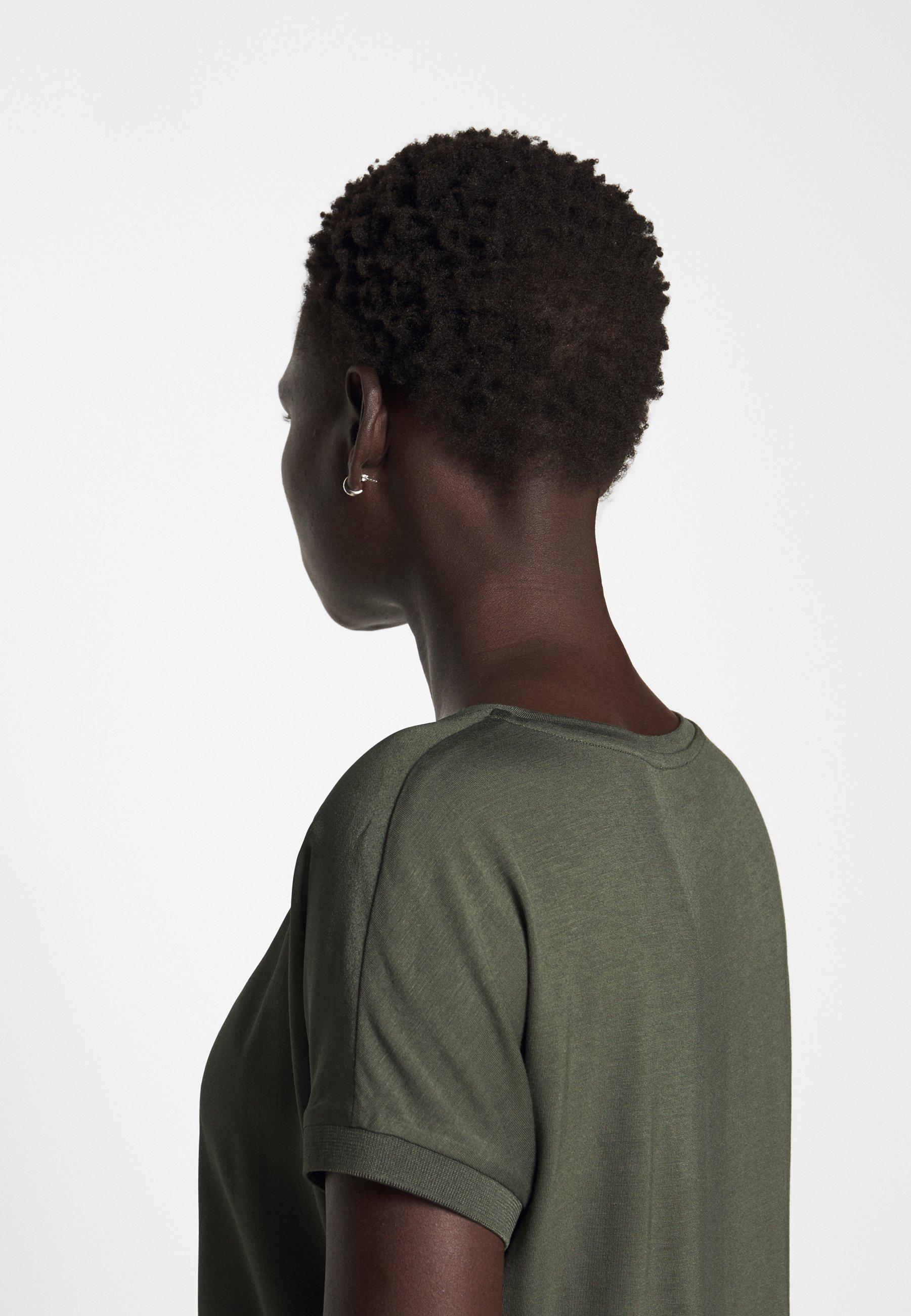 Max&co. Credere - Bluser Khaki Green/oliven
