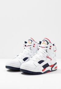 Ewing - ECLIPSE  - High-top trainers - white/chinese red/black - 2