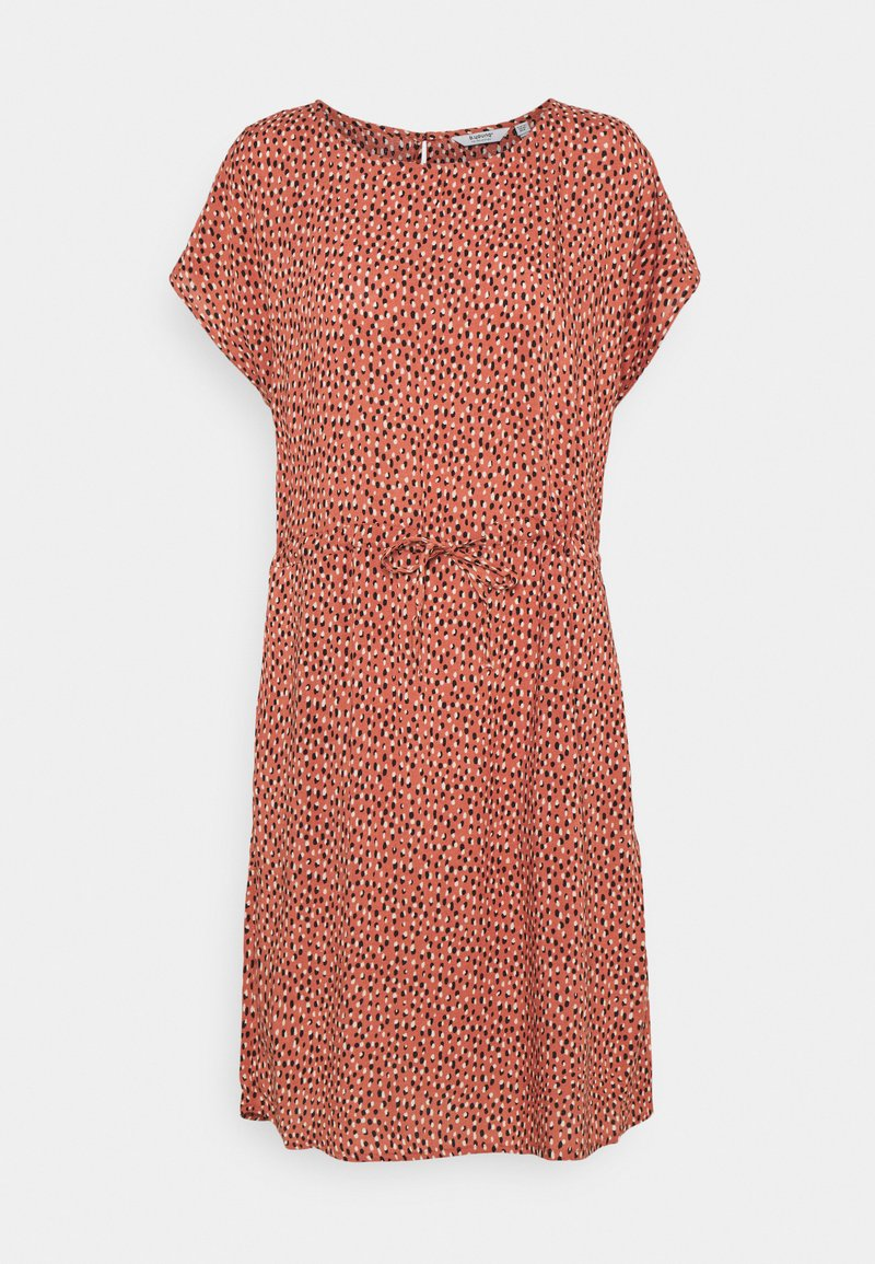 b.young - BYMMJOELLA  - Day dress - etruscan red
