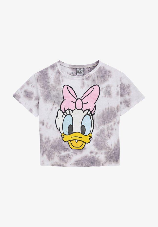 DAISY DUCK  - T-Shirt print - grey