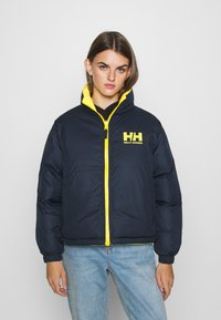 Helly Hansen - W HH  - Winter jacket - young yellow - 2