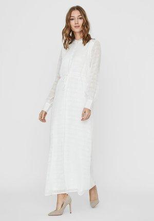 Vestido largo - snow white