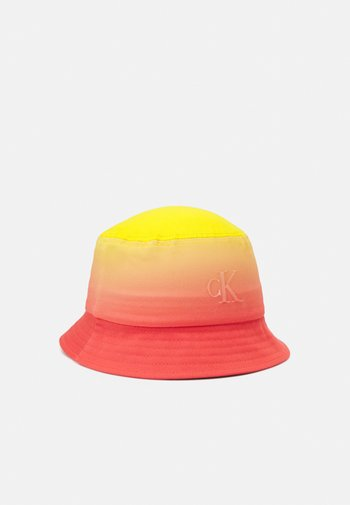 BUCKET DEGRADE - Cappello - orange