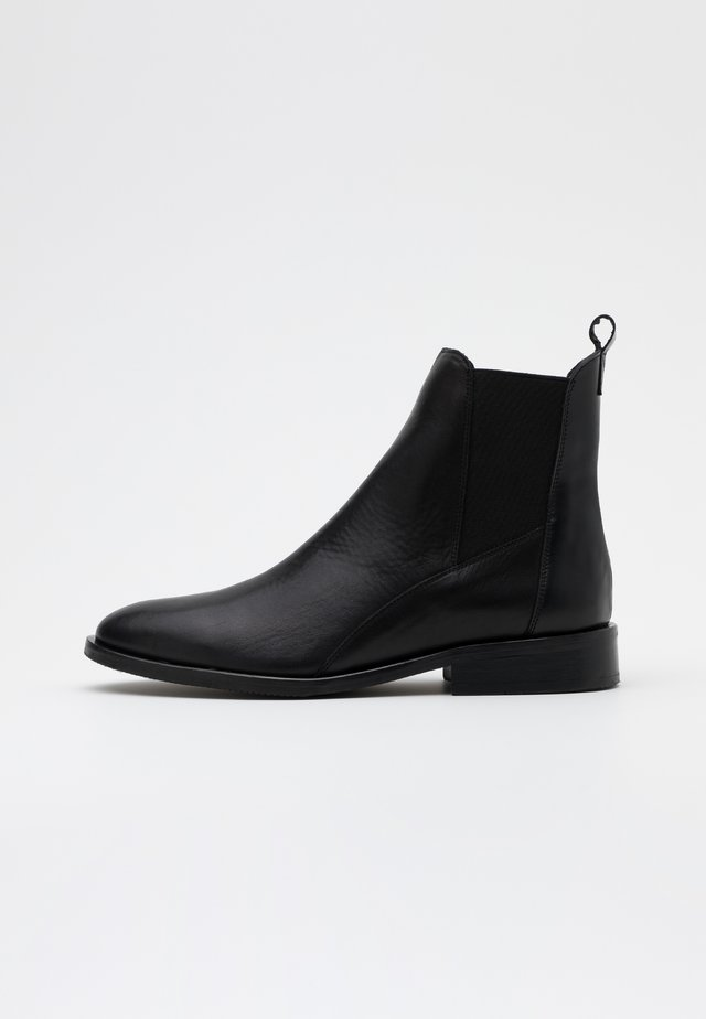FINNA CHELSEA - Classic ankle boots - black