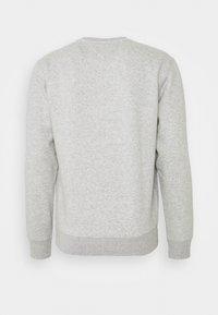 Tommy Jeans - REGULAR C NECK - Collegepaita - grey heather - 5