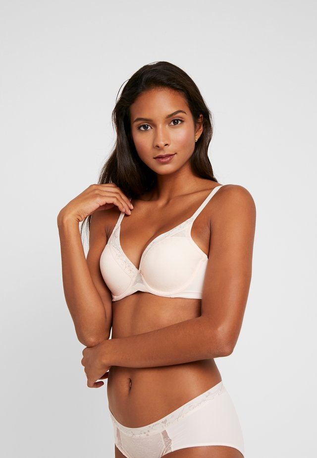 SOFT COLLECTION DREAM  - Push-up bra - pink  light combination
