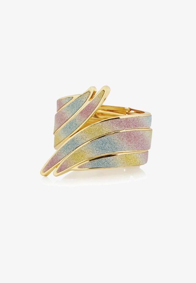 Bracelet - goldfarben/multicolor