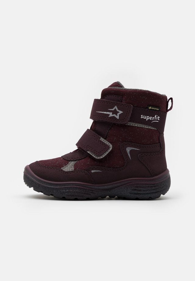 CRYSTAL - Winter boots - rot