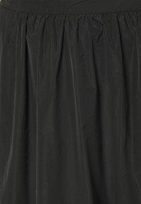 Persona by Marina Rinaldi - CUORE - Maxi skirt - black - 2