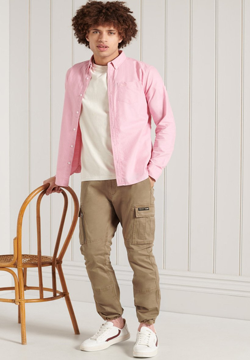 Men RECRUIT GRIP - Cargo trousers
