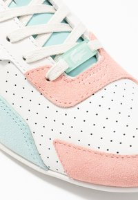 Lacoste - HAPONA - Trainers - offwhite/light pink - 2