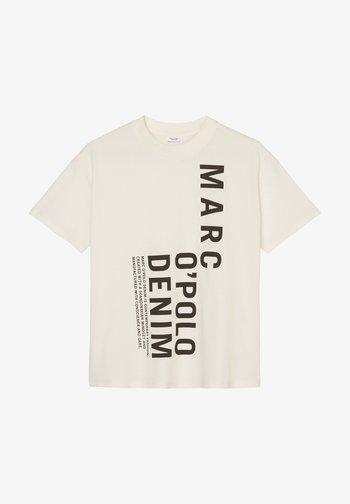 Basic T-shirt - scandinavian white