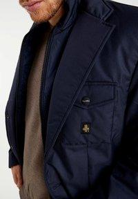 Refrigiwear - Short coat - blu scuro - 3