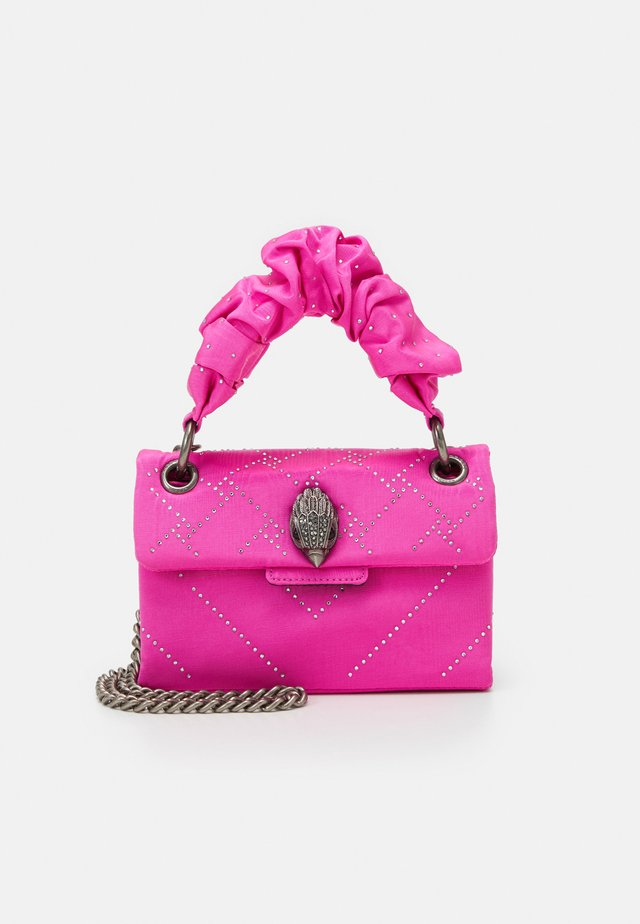 MINI KENSINGTON - Sac à main - fushia