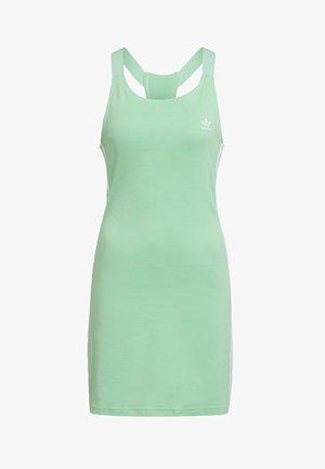 ADICOLOR CLASSICS RACERBACK  - Jersey dress - green