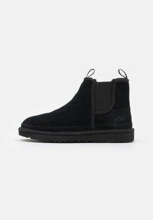 NEUMEL CHELSEA - Classic ankle boots - black
