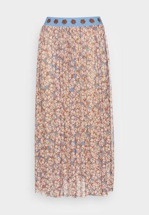SKIRT - A-line skirt - parisian blue