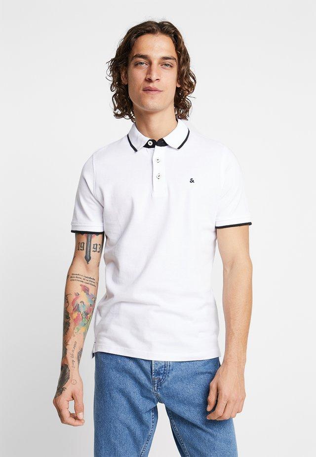 JJEPAULOS NOOS - Polo - white