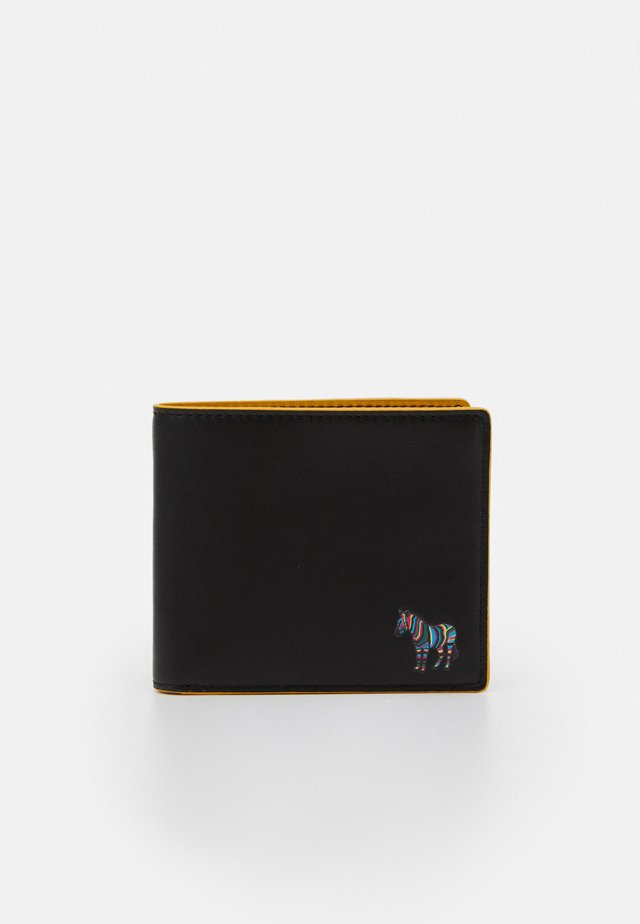 WALLET ZEBRA - Portefeuille - black