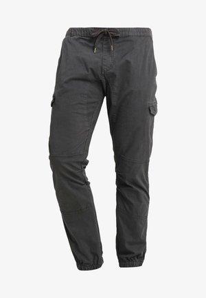 LEVI - Cargo trousers - raven