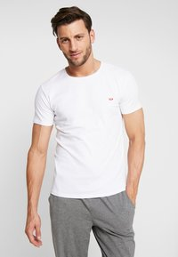 Diesel - 3 PACK - Pyjama top - grey/black/white - 1