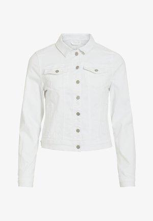 VISHOW - Denim jacket - snow white