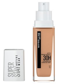 Maybelline New York - SUPER STAY ACTIVE WEAR FOUNDATION - Foundation - 10 ivory - 1