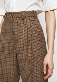 Lovechild - LUCAS - Trousers - brown - 3
