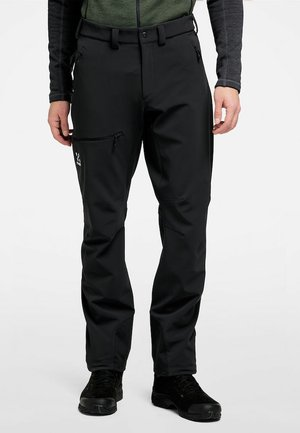 CLAY PANT M - Outdoor trousers - true black