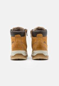 Primigi - UNISEX - Lace-up ankle boots - senape/testa di moro - 2