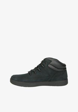 High-top trainers - zwart