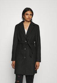 Vila - VIJOSELIN  - Classic coat - black - 0