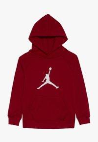 Jordan - JUMPMAN LOGO PULLOVER - Huppari - gym red - 0