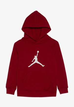 JUMPMAN LOGO PULLOVER - Huppari - gym red