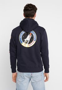 Alpha Industries - Hoodie - rep blue - 2