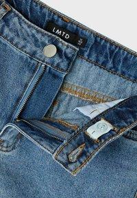 LMTD - Denim shorts - light blue denim - 5