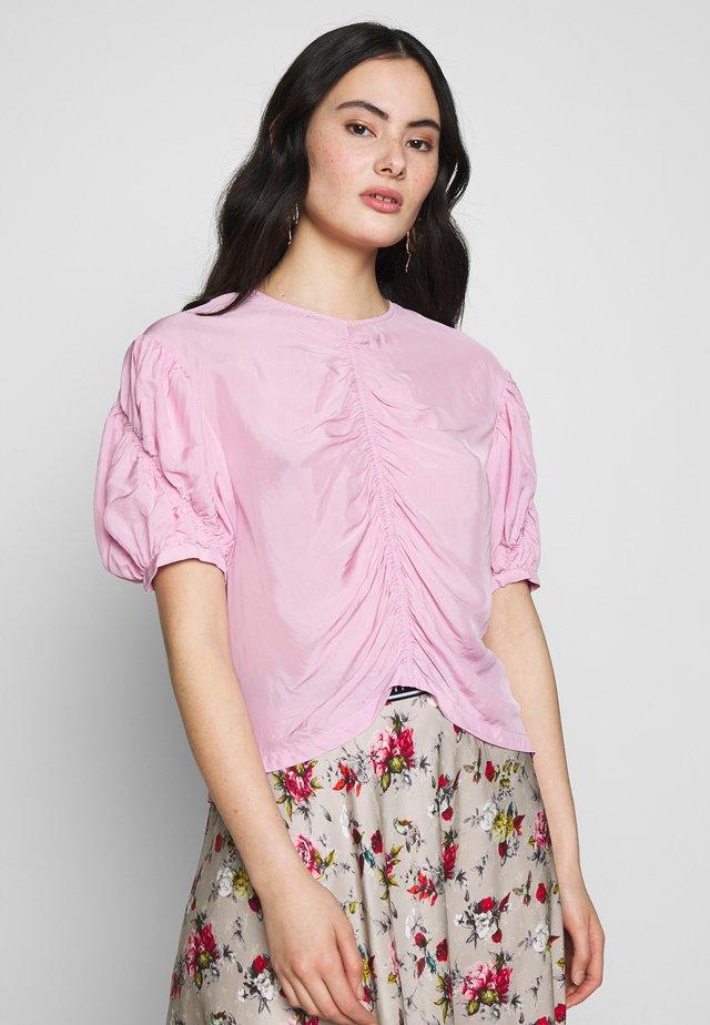 SAMMY BLOUSE - Blusa - pink