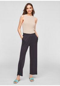 comma - Trousers - navy - 1