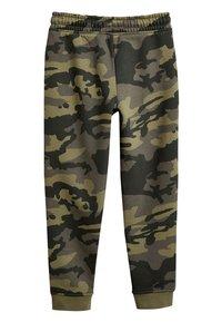 Next - Teplákové kalhoty - green - 1