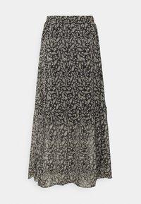 Saint Tropez - VALERIESZ  - Maxi skirt - black - 1