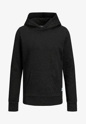 JJEBASIC - Jersey con capucha - black