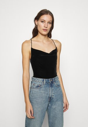 COZY CHASE - Top - black