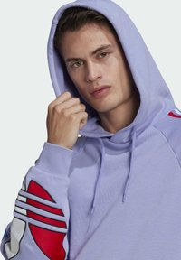 adidas Originals - ADICOLOR - Hoodie - purple - 3
