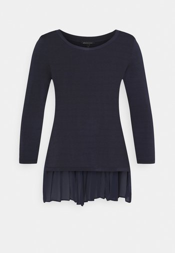 MAGLIA - Long sleeved top - blueberry jelly
