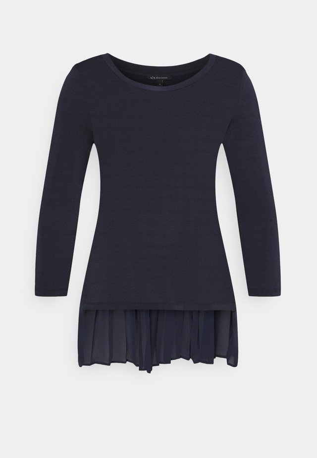 MAGLIA - T-shirt à manches longues - blueberry jelly