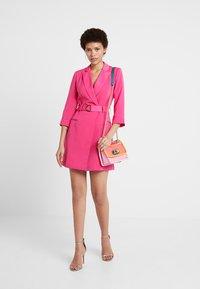 4th & Reckless - RENEE BLAZER DRESS - Day dress - magenta - 1