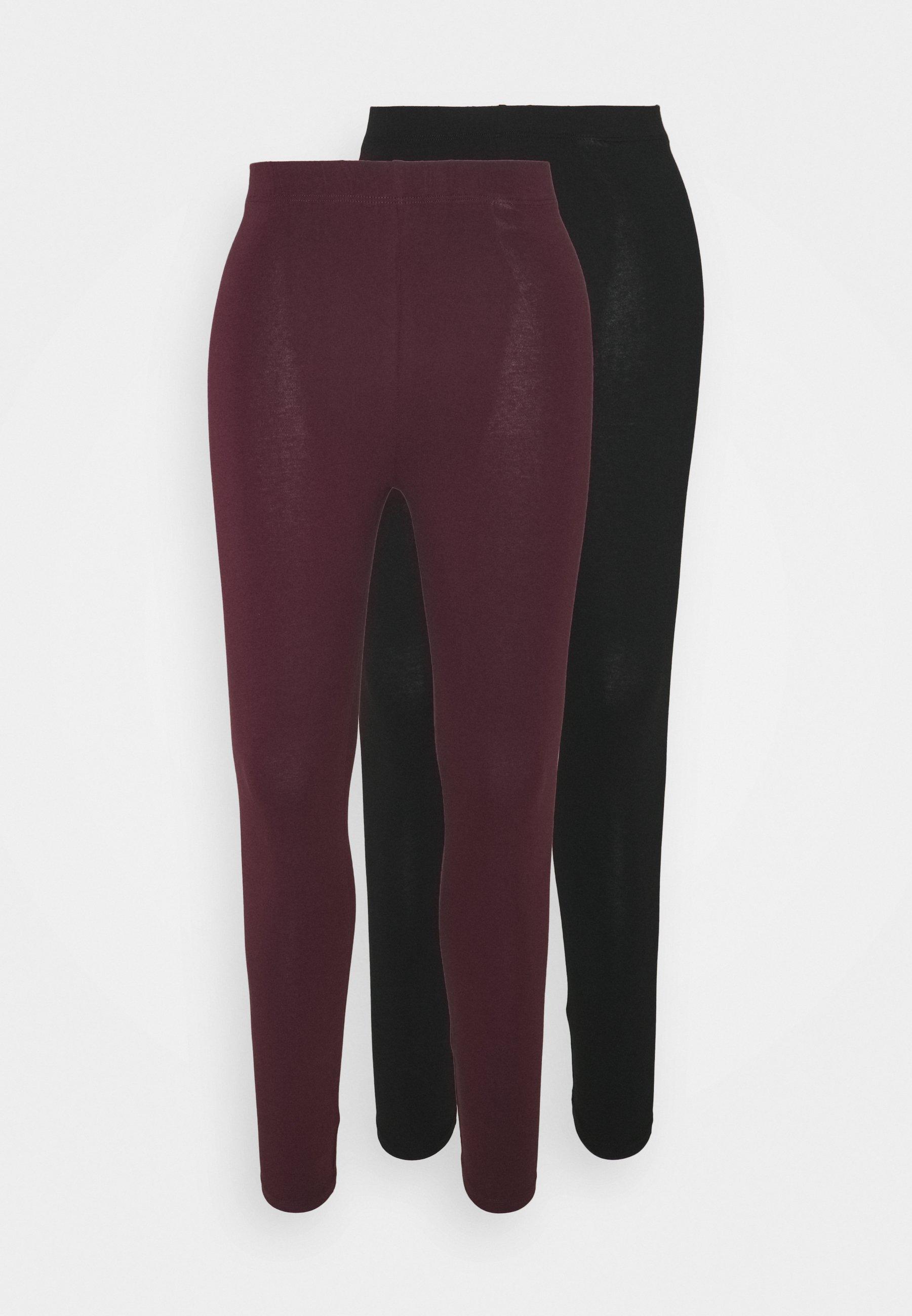 Damen 2 PACK - Leggings - Hosen
