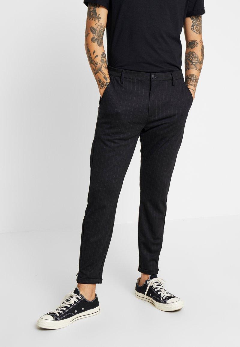 Gabba - PISA - Trousers - black