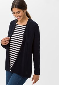 BRAX - STYLE ANIQUE - Cardigan - navy - 0