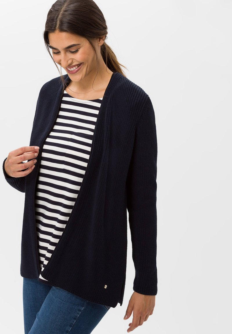 BRAX - STYLE ANIQUE - Cardigan - navy